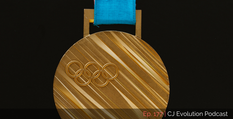 personal gold medal